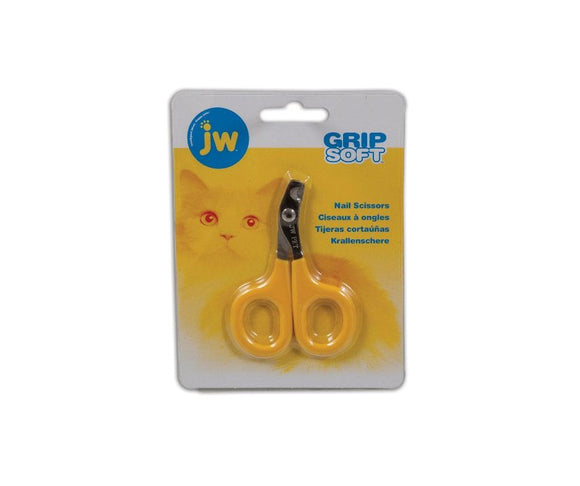 JW Gripsoft Nail Clippers for Cats and Rabbits