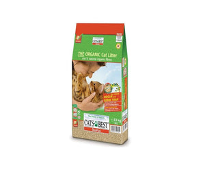 Cat's Best Öko Plus Organic Cat Litter 30L (13kg)