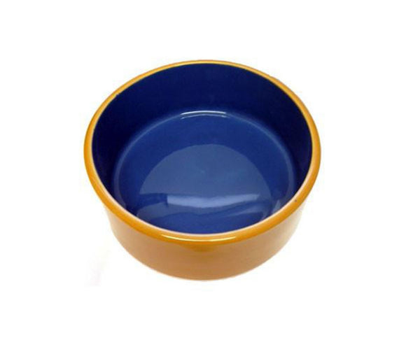 Large Heavy Ceramic Water Bowl 9