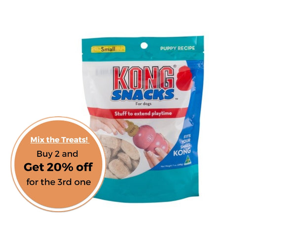 KONG Dog Stuffing Puppy Snacks