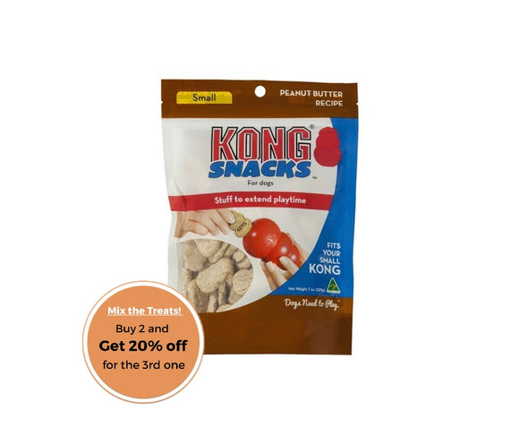 Kong Dog Stuff'N Peanut Butter Snacks