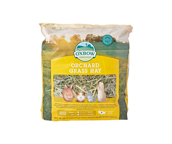 Oxbow Orchard Grass Hay 4kg