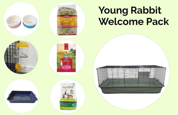 Young Rabbit Welcome Pack --120cm cage