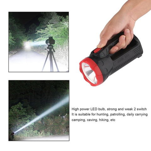 Image of LED Outdoor Camping Hiking Flashlight