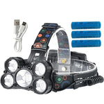 18000LM LED Headlight