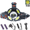 16000LM Rechargeable Powerful LED Headlamp