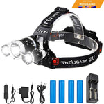 Brightest LED Headlamp 13000 Lumen