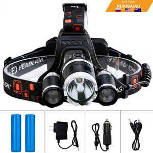 LED Headlamp 13000LM