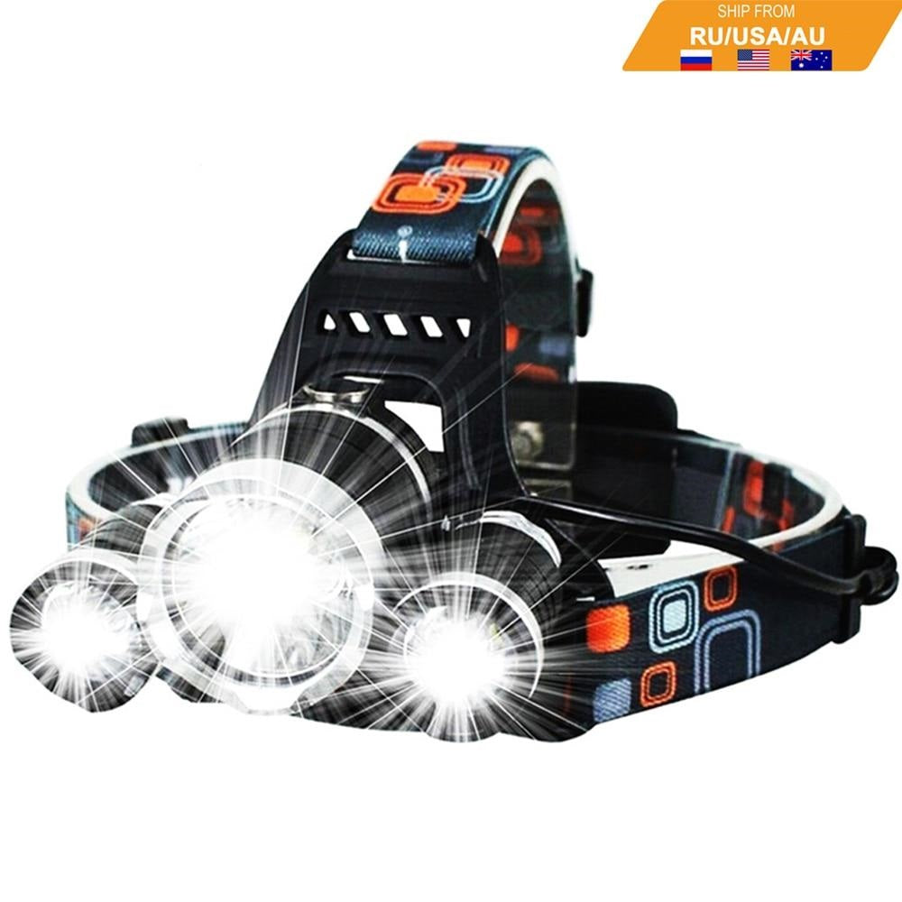 Portable LED Headlamp