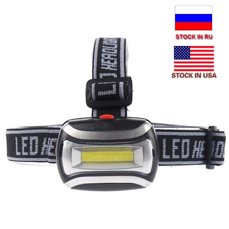 Waterproof LED Mini Headlight