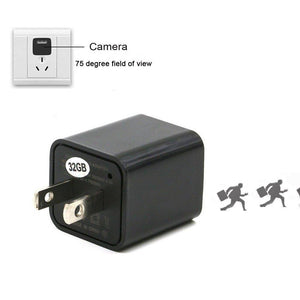 Wall Adapter Mini Camera - Cyber Zone Online