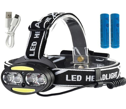 Image of 10000LM LED Head Lamp
