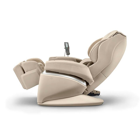 Image of Synca Wellness 4D Ultra Premium Reclining Heated Full Body Massage Chair with Ottoman