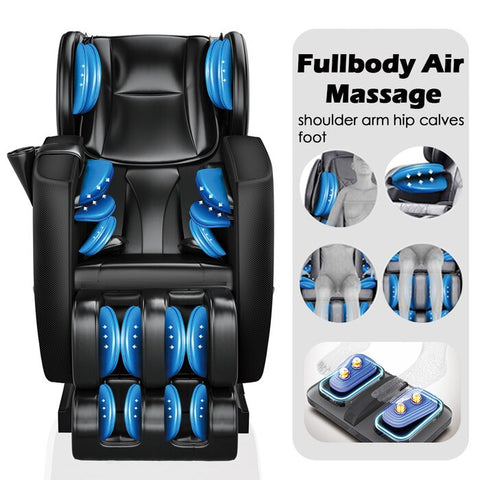 Electric Reclining Heated Full Body Massage Chair