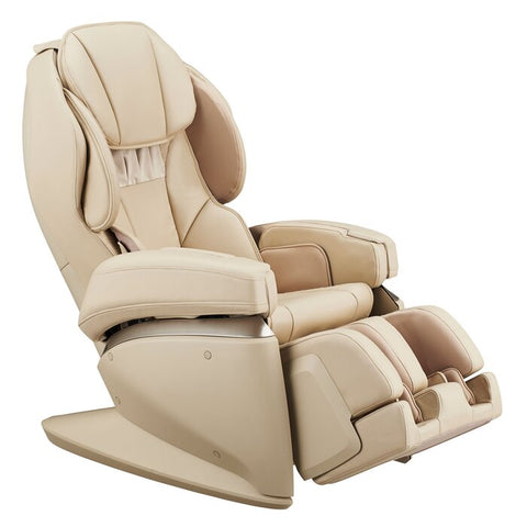 Synca Wellness 4D Ultra Premium Reclining Heated Full Body Massage Chair with Ottoman