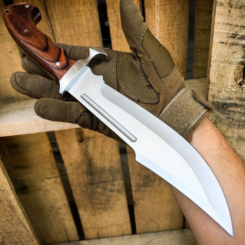 "13.5"" Heavy Duty Bowie Knife"