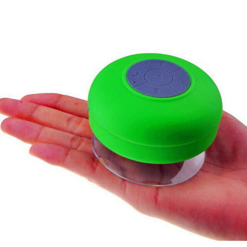 Image of Cyber-Zone Mini Shower Bluetooth Speaker