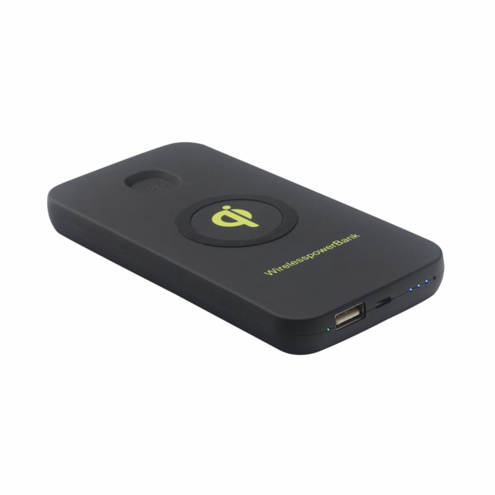 USB Wireless Power Bank 6000mAh For Cell Phones - Cyber Zone Online