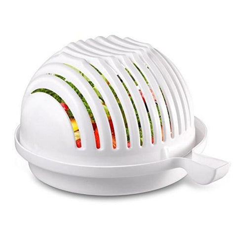60 Second Easy Salad Cutter Bowl - Cyber Zone Online