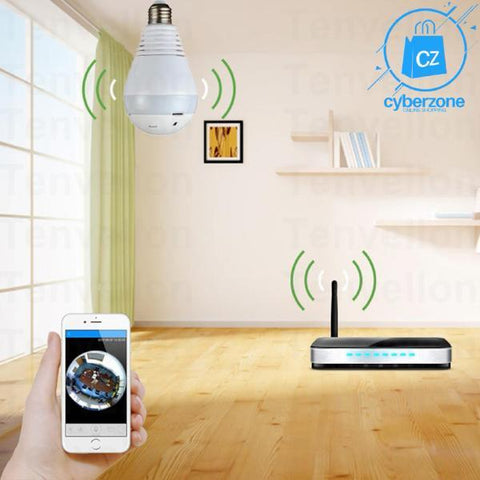 Innovative Smart Home Camera - Cyber Zone Online