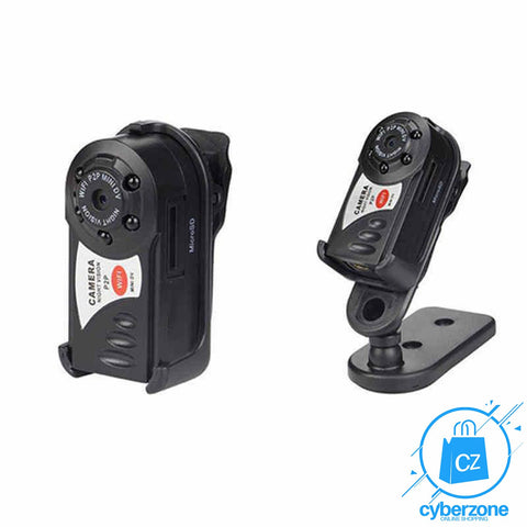 Image of Mini Wifi Camera DVR Sport Wireless IP Camcorder Video Recorder - Cyber Zone Online