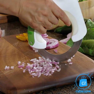 Multipurpose Rolling Kitchen Knife - Cyber Zone Online