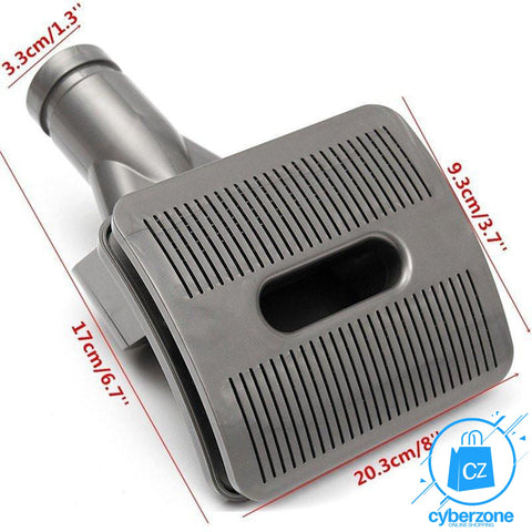 Image of Pet Vacuum Cleaner Head - Removes Hair, Allergens and Dead Skin Cells - Cyber Zone Online