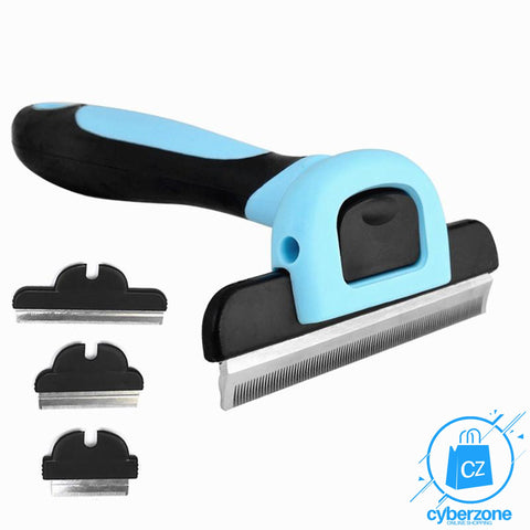Image of Pet Dog Removal Hair Comb Brush - Cyber Zone Online