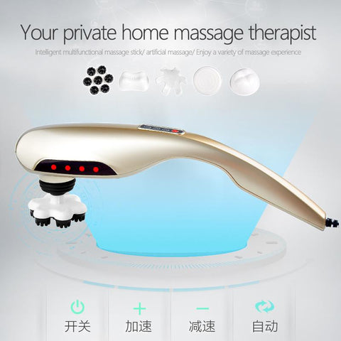 Multi Function Roller  Massage Device - Cyber Zone Online