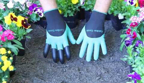 Image of GARDEN GENIE GLOVES - Cyber Zone Online