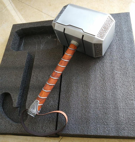Image of Solid Adult Hammer Collectible Replica
