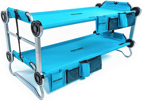 Image of Summer Camp Kids Camping Bunk Bed