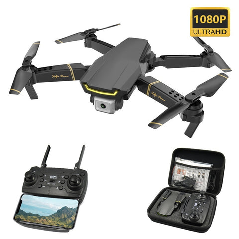Image of QuaDrone 1080P HD Camera Drone