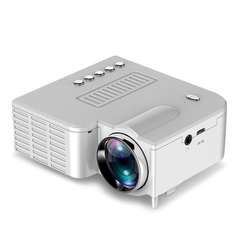 Image of CyberZone Portable 1080P Projector