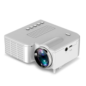 CyberZone Portable 1080P Projector