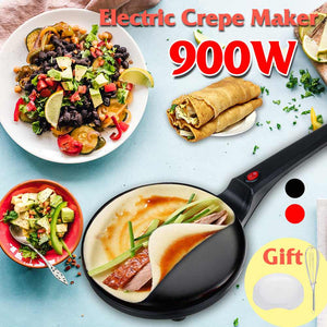 Crepe-N-Go Electric Crepe Maker
