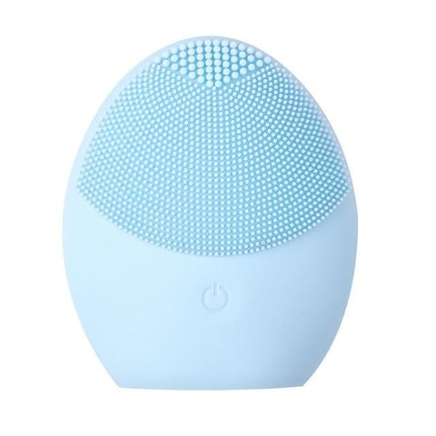 Image of RadiantGlow Silicone Face Cleansing Brush