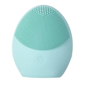 RadiantGlow Silicone Face Cleansing Brush