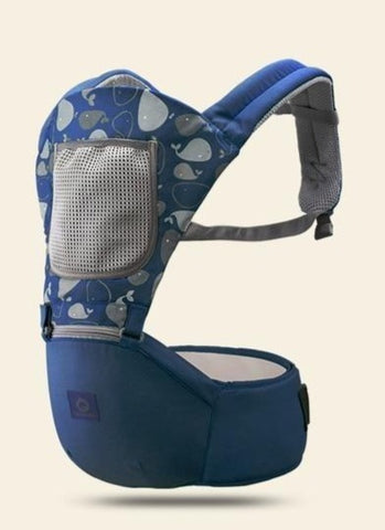 Image of Multifunctional Ergonomic Baby Carrier