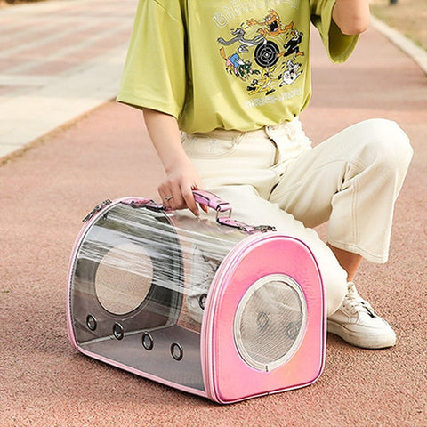 Image of BubbleBox Cat Carrier