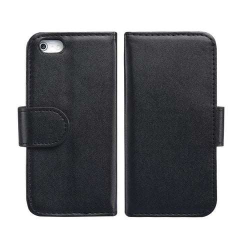 Image of Leather Cases  For Apple iPhone and Samsung Phones - Cyber Zone Online