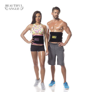 Waist Trimmer Belt for Men and Women - Cyber Zone Online