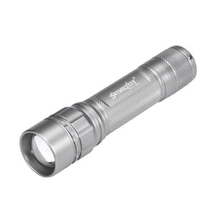 Cree Q5 18650 Mini Flashlight 3 Modes CREE XML XPE LED  Torch Powerful  Adjustable Focus Portable Focus 3000 Lumens Waterproof