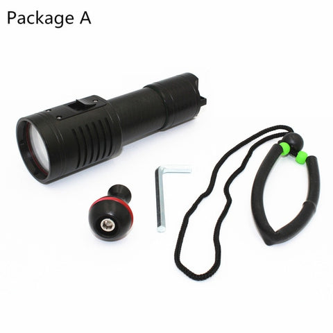 Image of 3000LM LED Diving Waterproof Light Torch