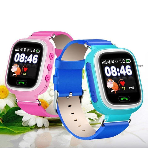 Image of Kids GPS Locator Smart Watch - Cyber Zone Online