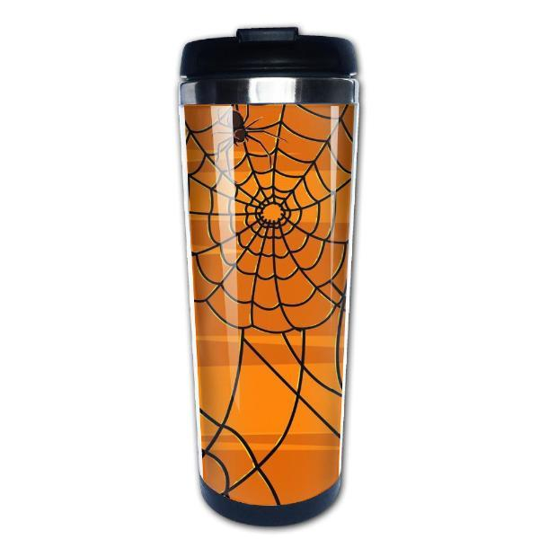 Halloween Spider Web Coffee Mug - Cyber Zone Online