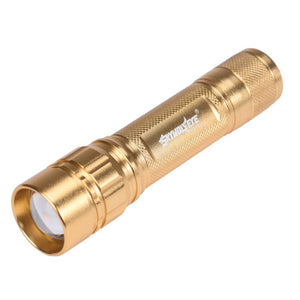 LED Flashlight Zoomable 3000 Lumen