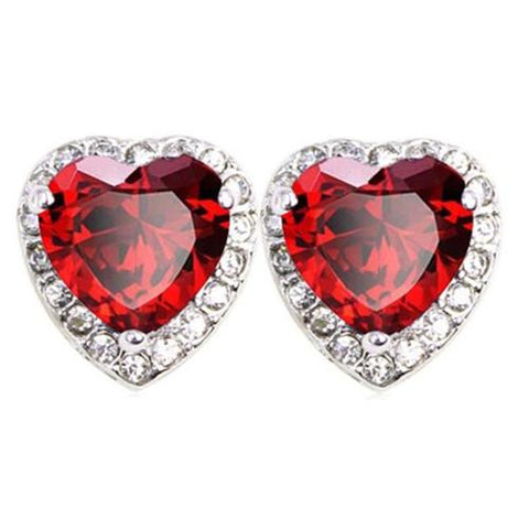 Valentines Day Gift - Earrings - Cyber Zone Online
