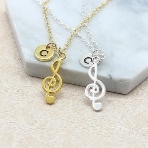 Simple Charm Pendant Necklace Alloy Chain - Cyber Zone Online