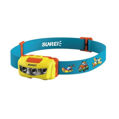 Image of Strong Light LED Waterproof Children Headlamp